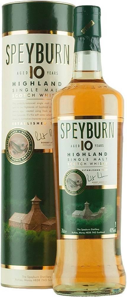 Speyburn Speyburn 10 ročná 40% 0,7l