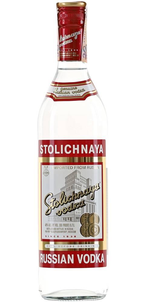 Stolichnaya Stolichnaya 40% 0,7l