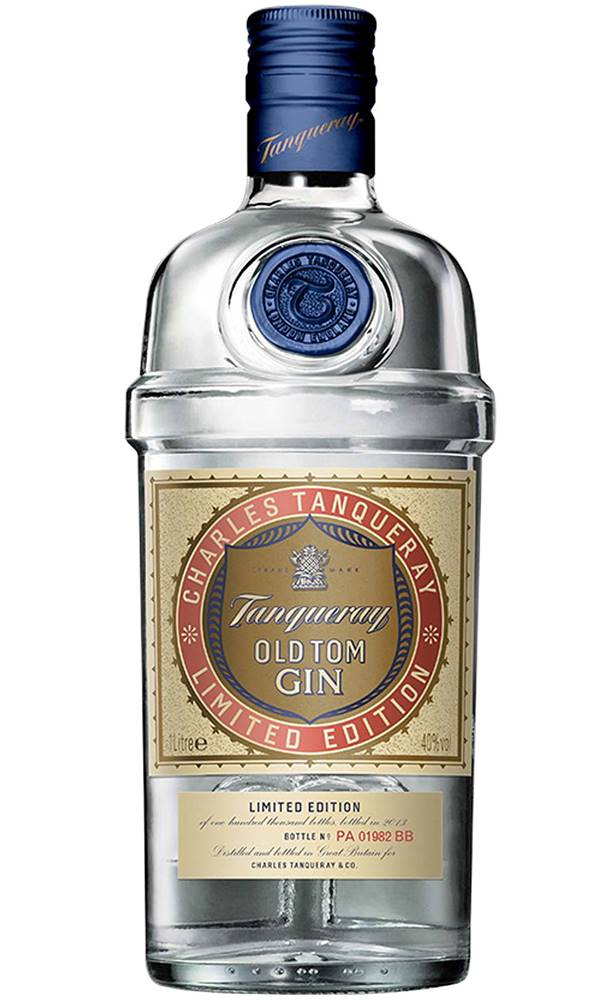 Tanqueray Tanqueray Old Tom Gin 1l 47,3%