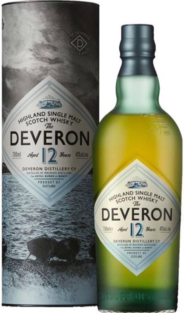 The Deveron The Deveron 12 ročná 40% 0,7l