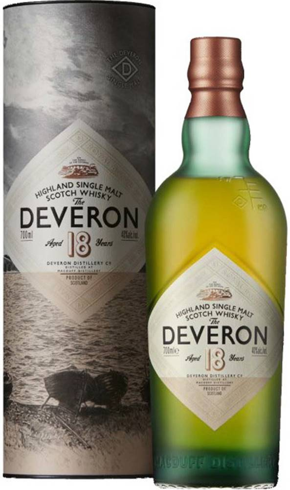 The Deveron The Deveron 18 ročná 40% 0,7l
