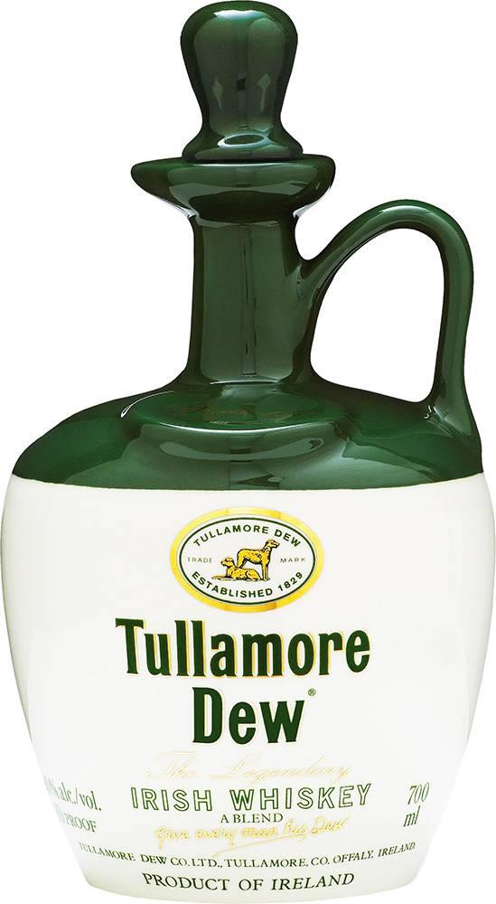 Tullamore Dew Tullamore Dew porcelánový džbán 40% 0,7l