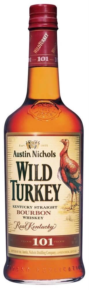 Wild Turkey Wild Turkey 101 50,5% 0,7l