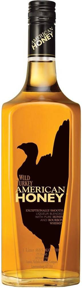 Wild Turkey Wild Turkey American Honey 1l 35%