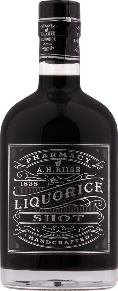 A.H.Riise A.H. Riise Pharmacy Liquorice Shot 18% 0,7l