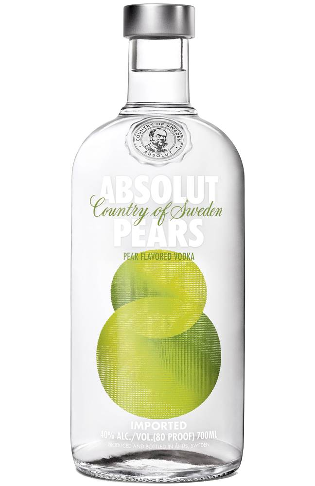 Absolut Absolut Pears 40% 0,7l