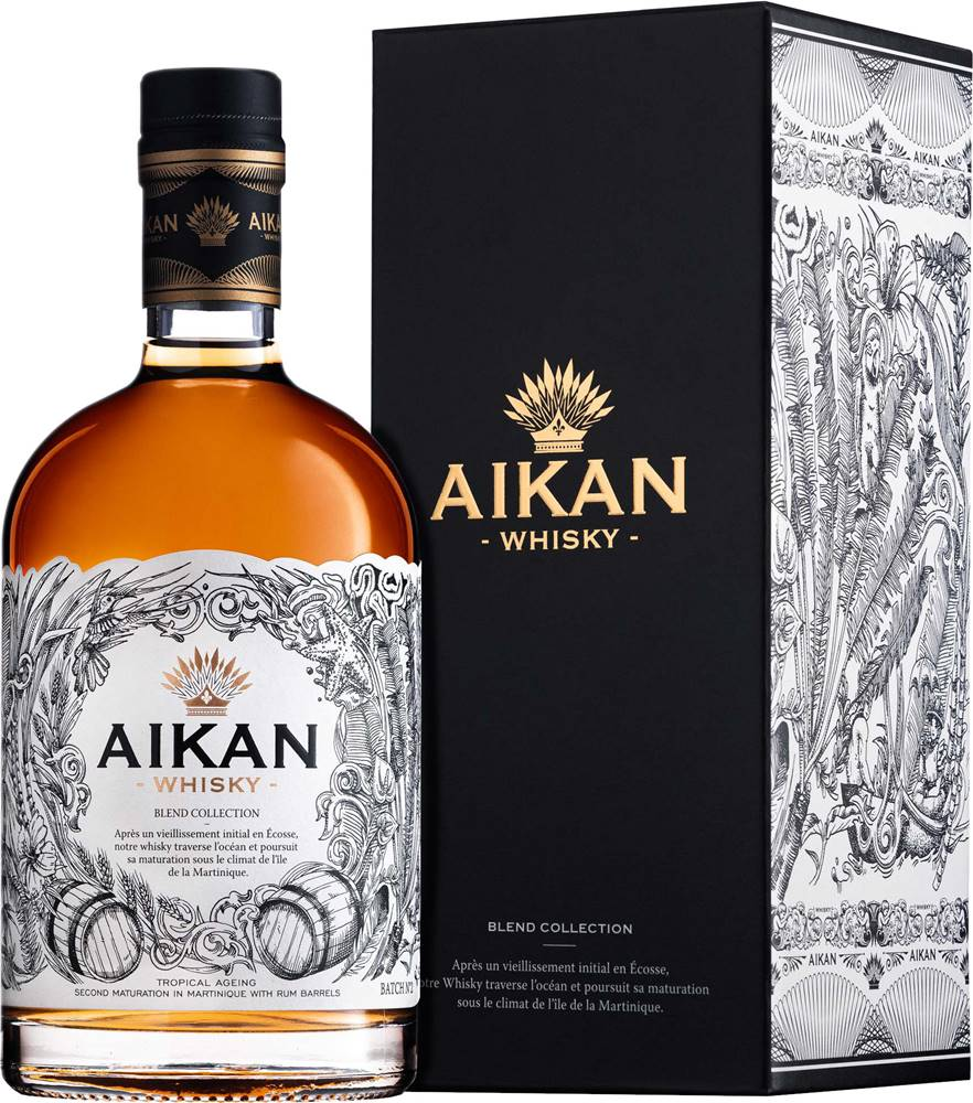 Aikan Aikan Whisky Blend Collection 43% 0,5l