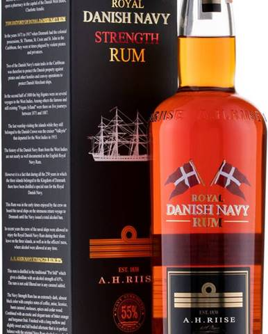 Rum A.H.Riise