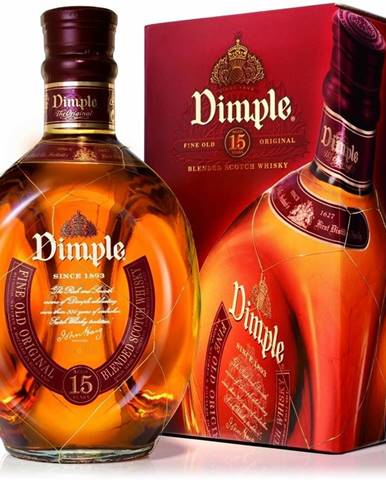 Whisky Dimple