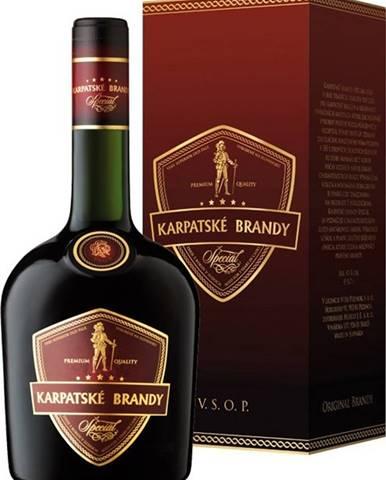 Brandy Karpatské Brandy