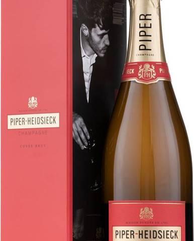 Šampanské a šumivé vína Piper-Heidsieck