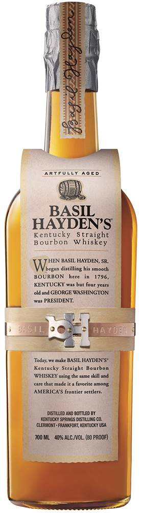 Basil Hayden's Basil Hayden&