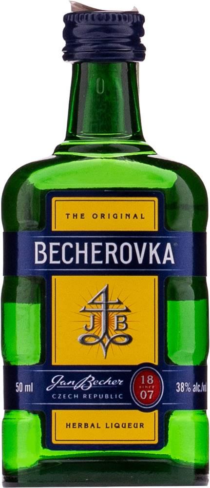 Becherovka Becherovka Mini 38% 0,05l