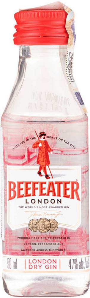 Beefeater Beefeater Gin Mini 47% 0,05l