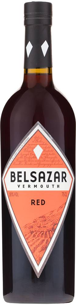 Belsazar Belsazar Vermouth Red  18% 0,75l