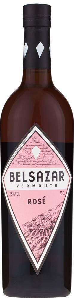 Belsazar Belsazar Vermouth Rosé 17,5% 0,75l