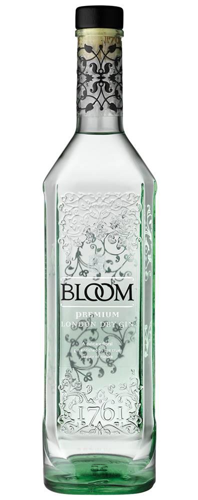 Bloom Bloom Premium London Dry Gin 40% 0,7l