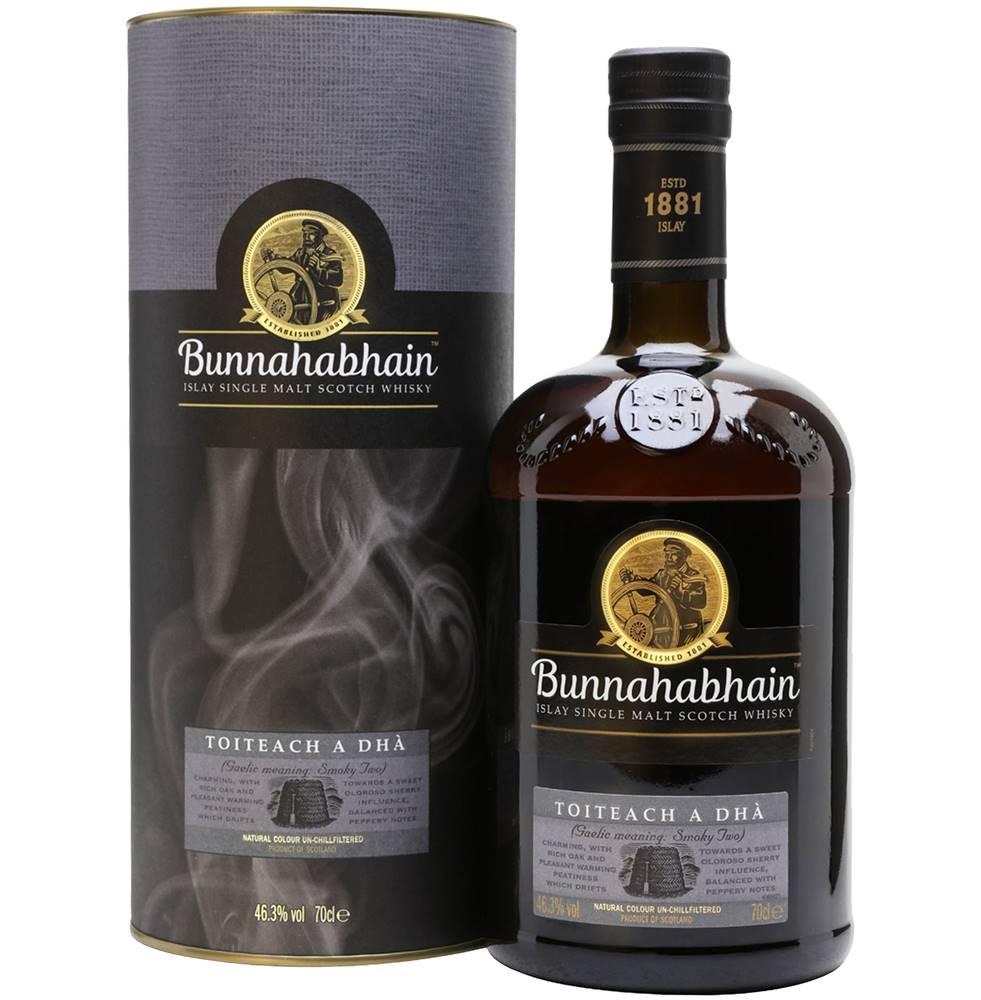Bunnahabhain Bunnahabhain Toiteach 46,3% 0,7l