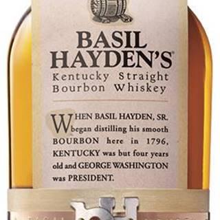 Basil Hayden&