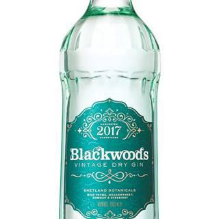 Blackwoods 2017 Vintage Dry Gin 40% 0,7l