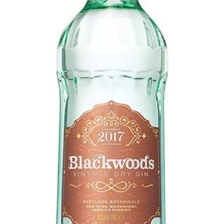 Blackwoods 2017 Vintage Dry Gin 60% 0,7l