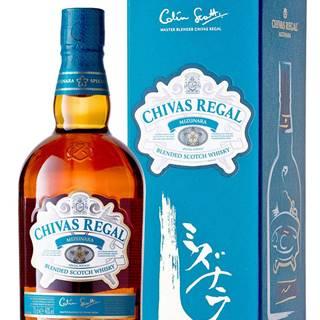 Chivas Regal Mizunara 40% 0,7l
