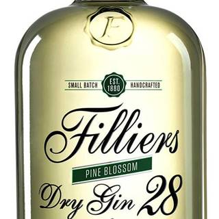 Filliers Dry Gin 28 Pine Blossom 42,6% 0,5l