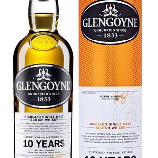 Glengoyne 10 ročná 40% 0,7l