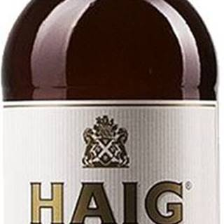 Haig Gold Label 40% 0,7l