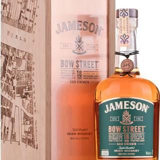 Jameson Bow Street 18 ročný 55,3% 0,7l