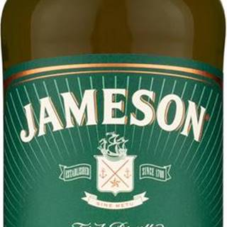 Jameson Caskmates IPA Edition 40% 1l
