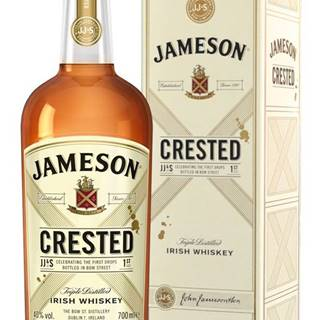 Jameson Crested 40% 0,7l