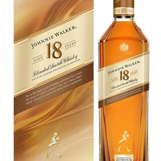 Johnnie Walker 18 ročná 40% 0,7l