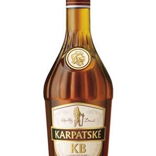 Karpatské KB 40% 0,7l