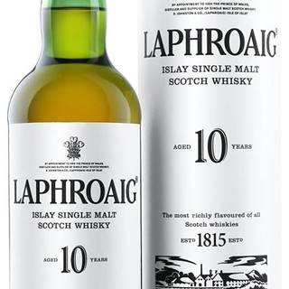Laphroaig 10 ročná 40% 0,7l