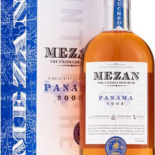Mezan Panama 2008 46% 0,7l