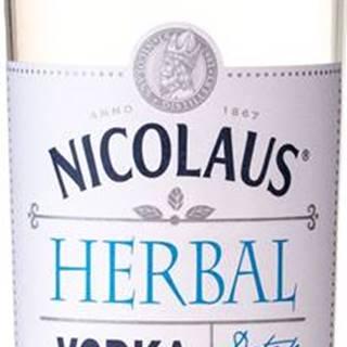 Nicolaus Herbal Vodka Horec 38% 0,7l