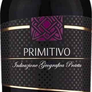 Primitivo Salento I.G.P. Paololeo 13,5% 0,75l