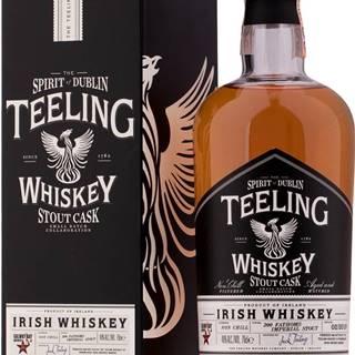 Teeling Stout Cask 46% 0,7l