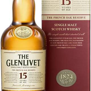 The Glenlivet 15 ročná 40% 0,7l