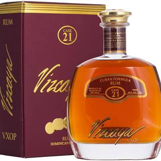 Vizcaya VXOP Cask 21 Cuban Formula Rum 40% 0,7l