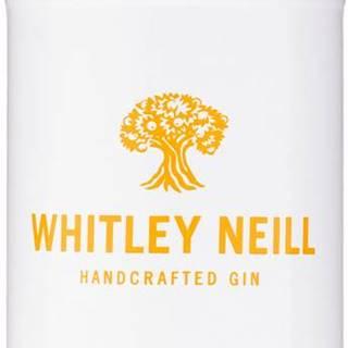 Whitley Neill Blood Orange Gin 43% 0,7l