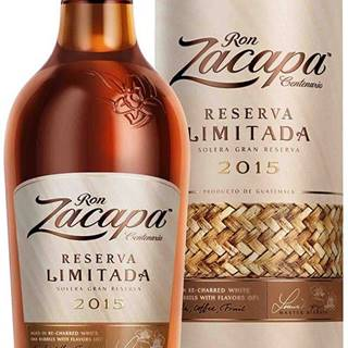 Zacapa Reserva Limitada 2015 45% 0,7l
