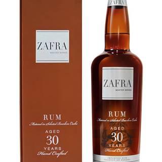 Zafra Master Series 30 ročný 40% 0,7l