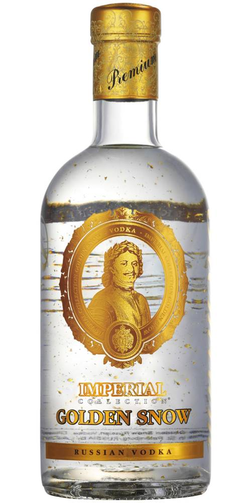 Carskaja Carskaja Imperial Collection Golden Snow 40% 0,7l
