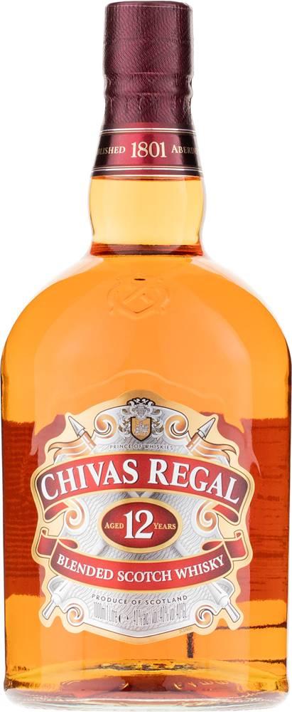 Chivas Chivas Regal 12 ročná 1l 40%