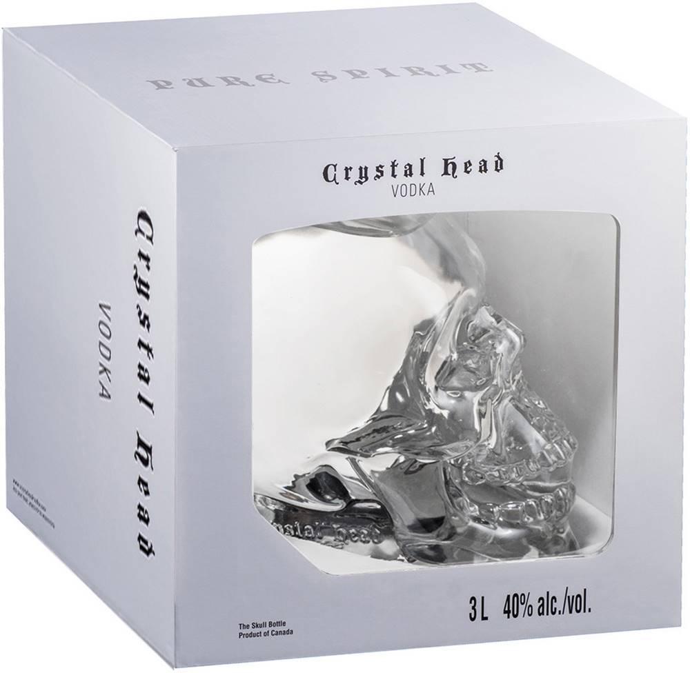 Crystal Head Crystal Head 3l 40%