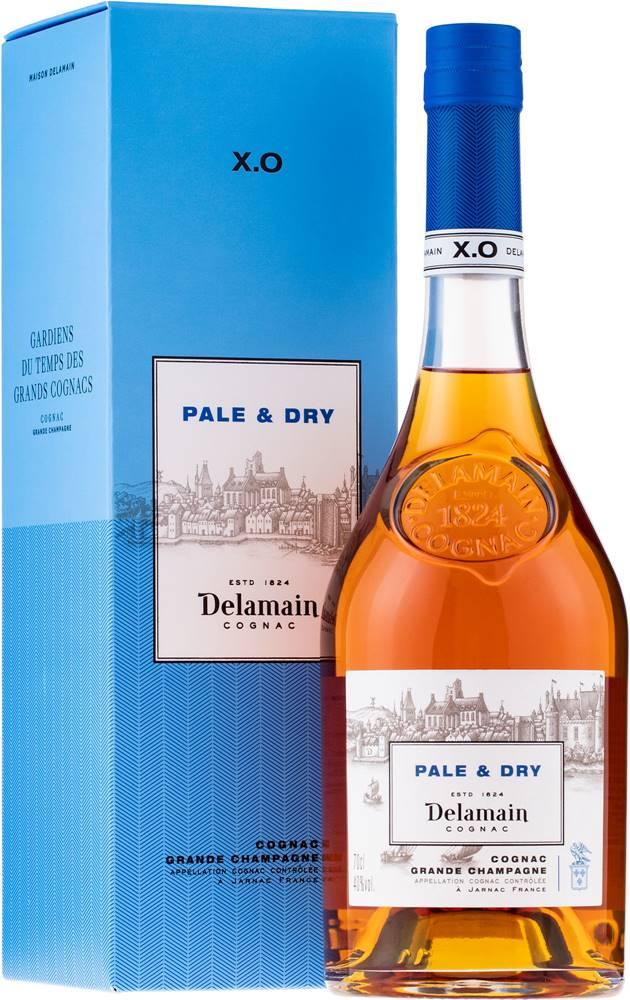 Delamain Delamain Pale & Dry XO