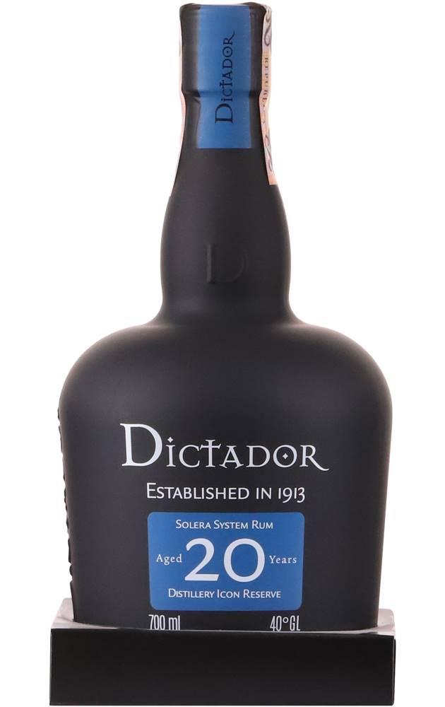 Dictador Dictador 20 ročný 40% 0,7l