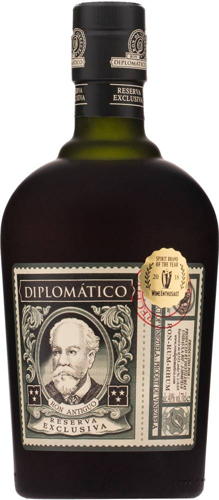 Diplomático Diplomático Reserva Exclusiva 40% 0,7l